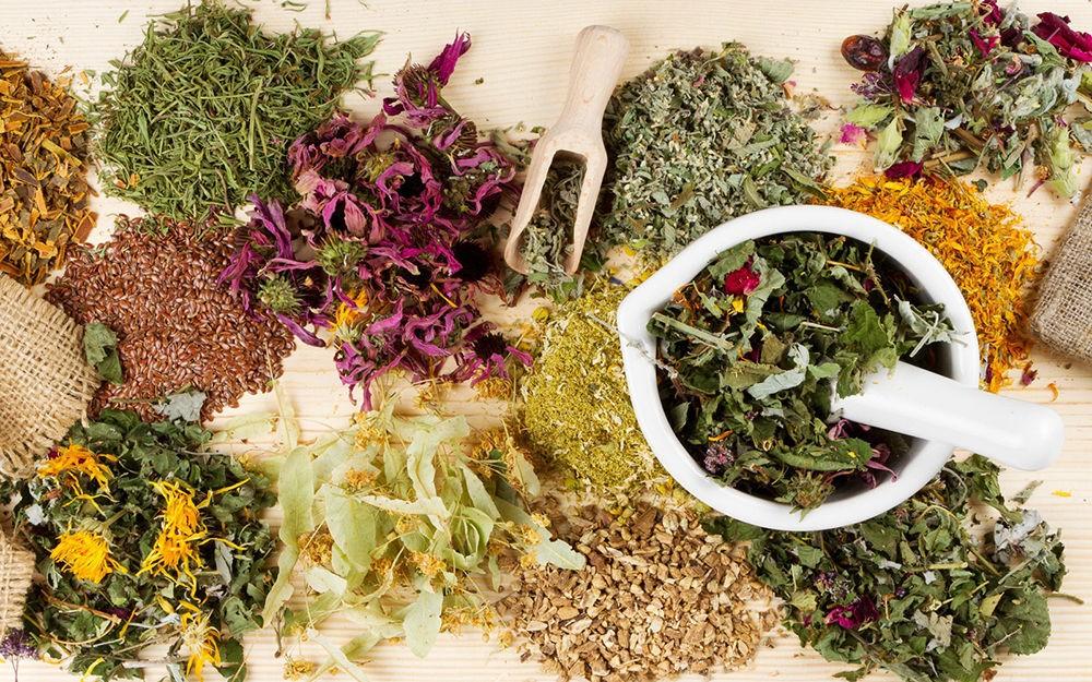 Лекарственные сборы трав