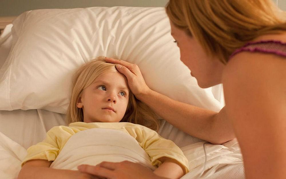 Оценка состояния больного ребенка
