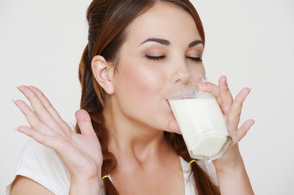 Стакан молока на ночь