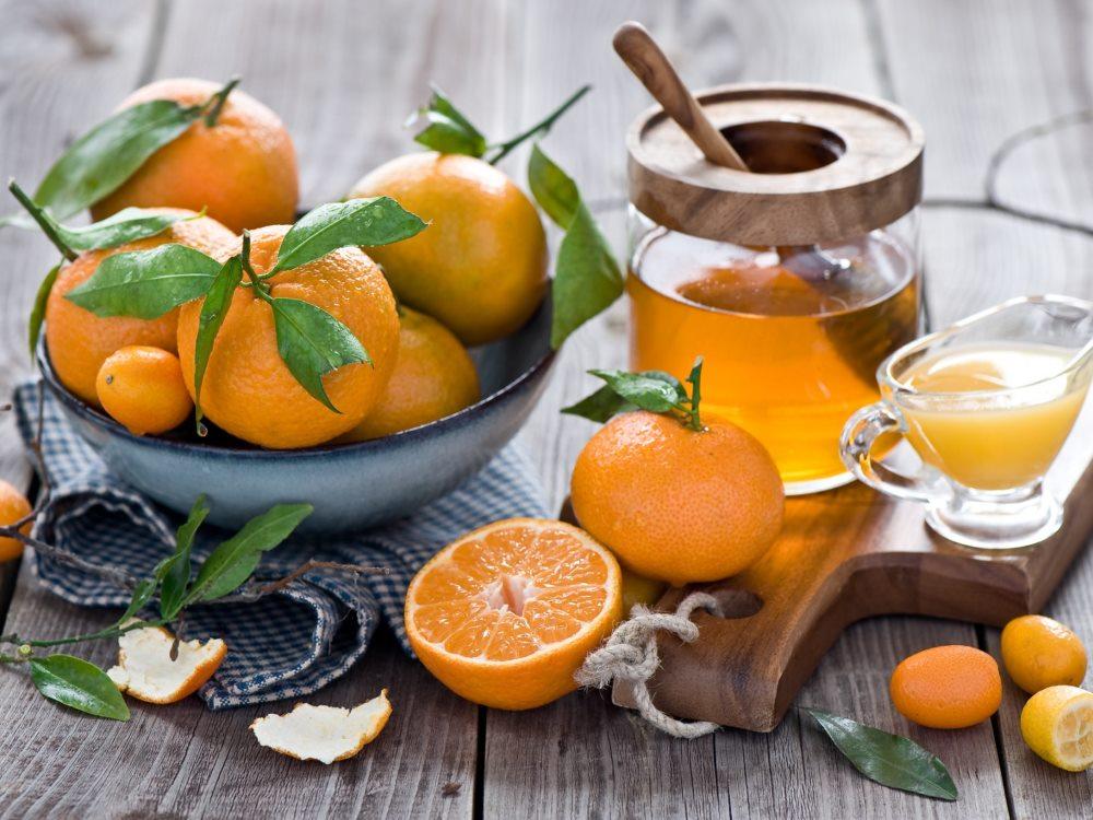 апельсины при гастрите