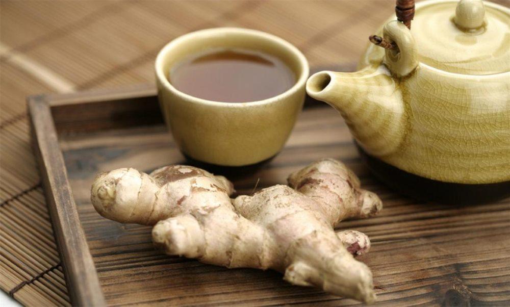 имбирный чай при гастрите