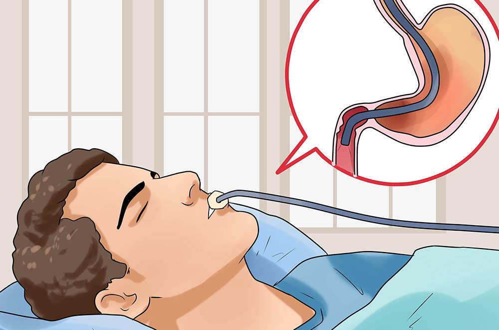 Исследования состояния слизистой