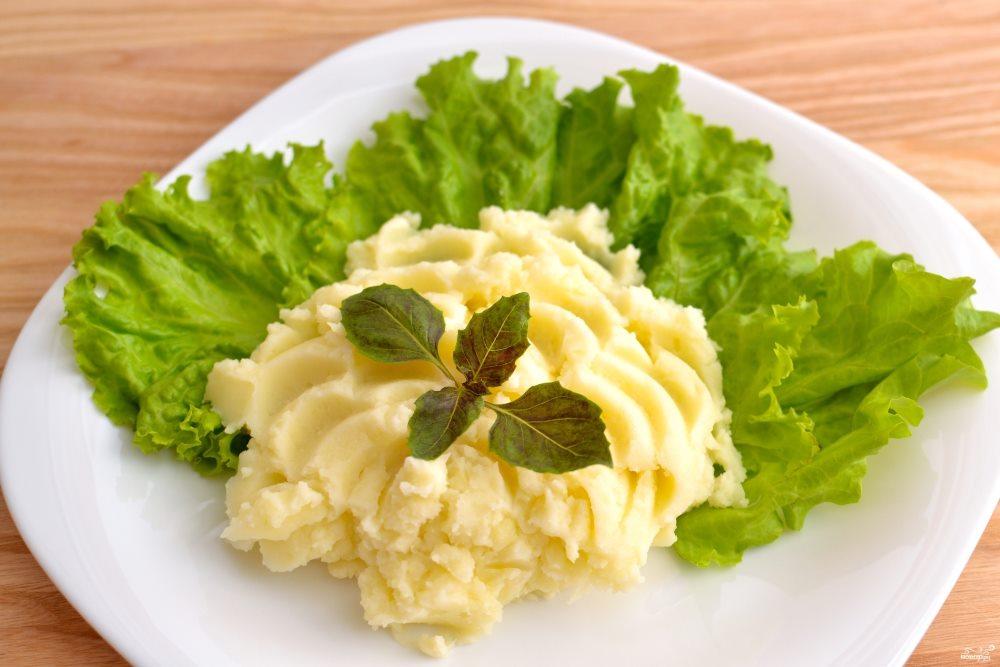 картофельное пюре при гастрите