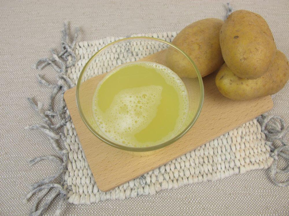 картофельный сок и тошнота при гастрите
