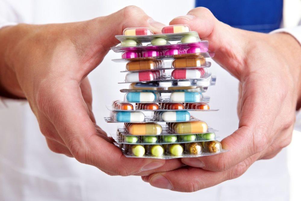 медикаменты при гастрите