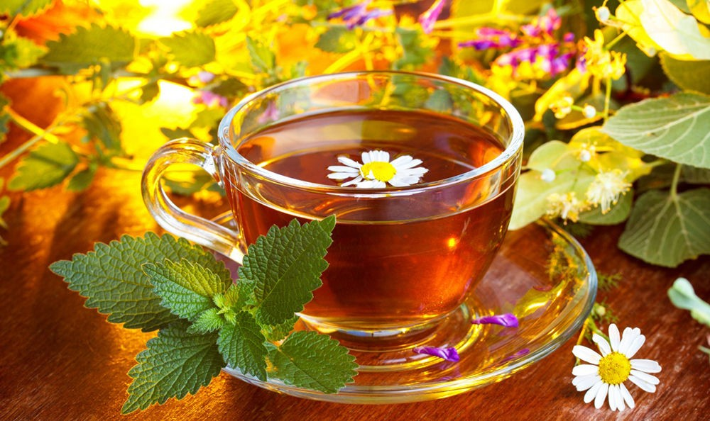 Травяной чяй