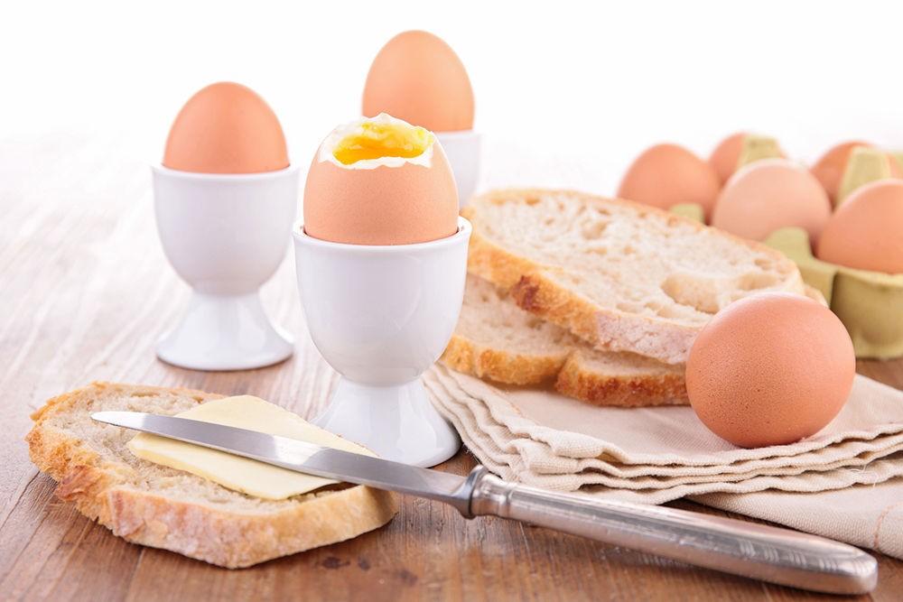 Обволакивающие свойство яиц