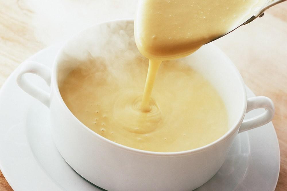 Протертый суп-пюре
