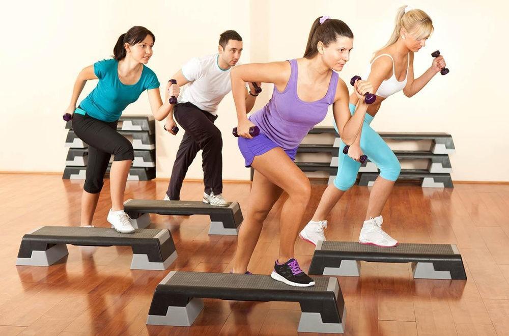Полезны занятия фитнесом