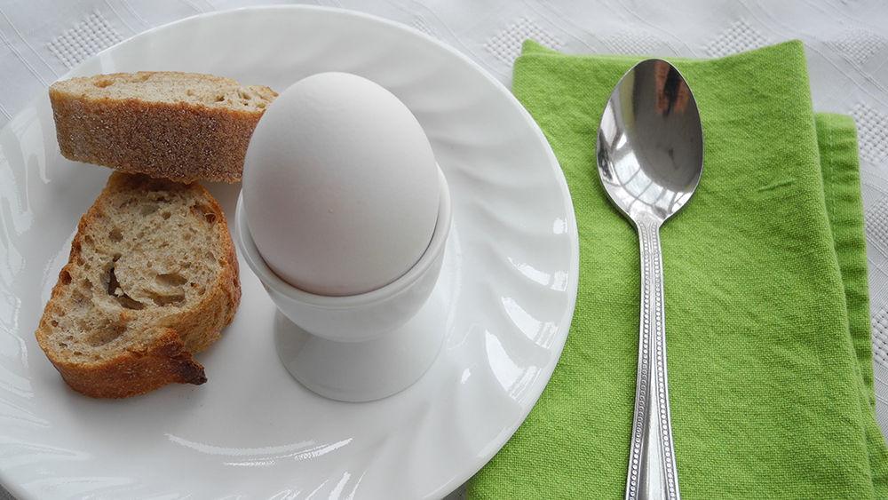Разрешены яйца