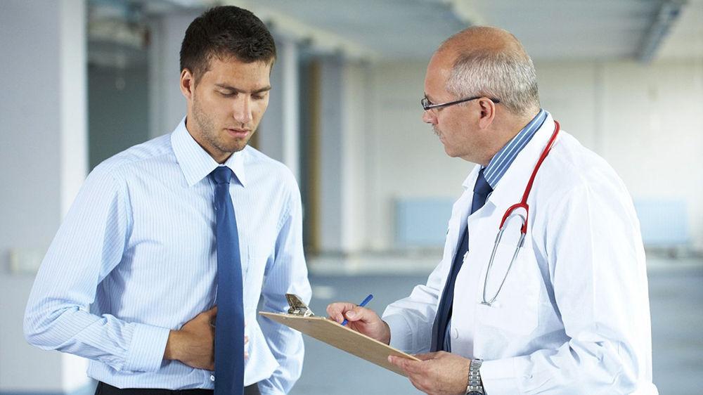 Решение принимает врач