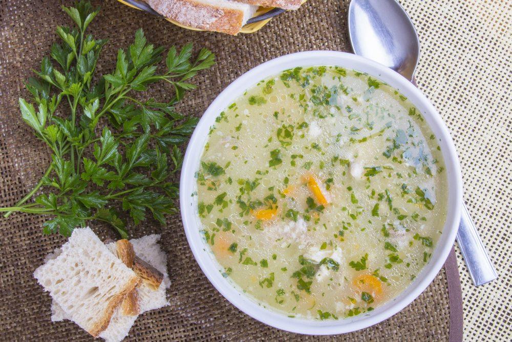 слизистый суп при гастрите