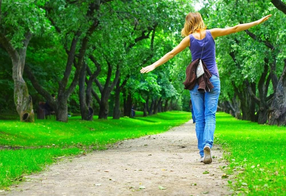 Совершайтеежедневные прогулки