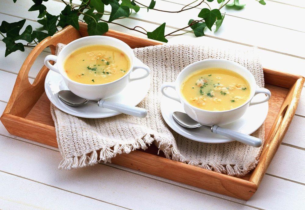 суп пюре при гастрите