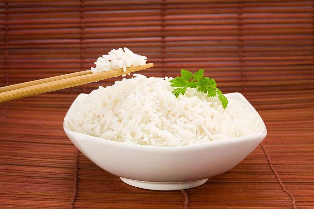 Приготовленный рис