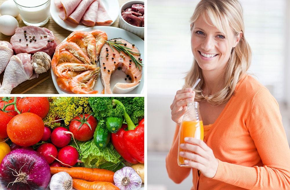 Правильное ежедневное питание