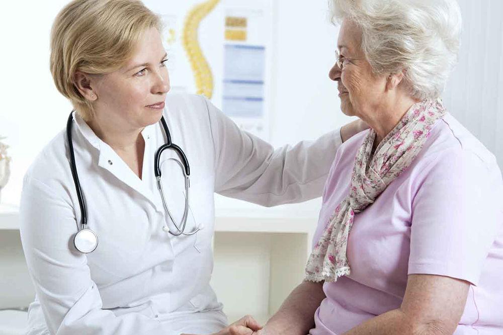 Диагностика пожилых пациентов