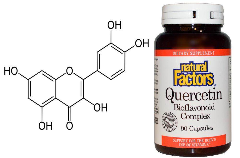 кварцетин при гастрите