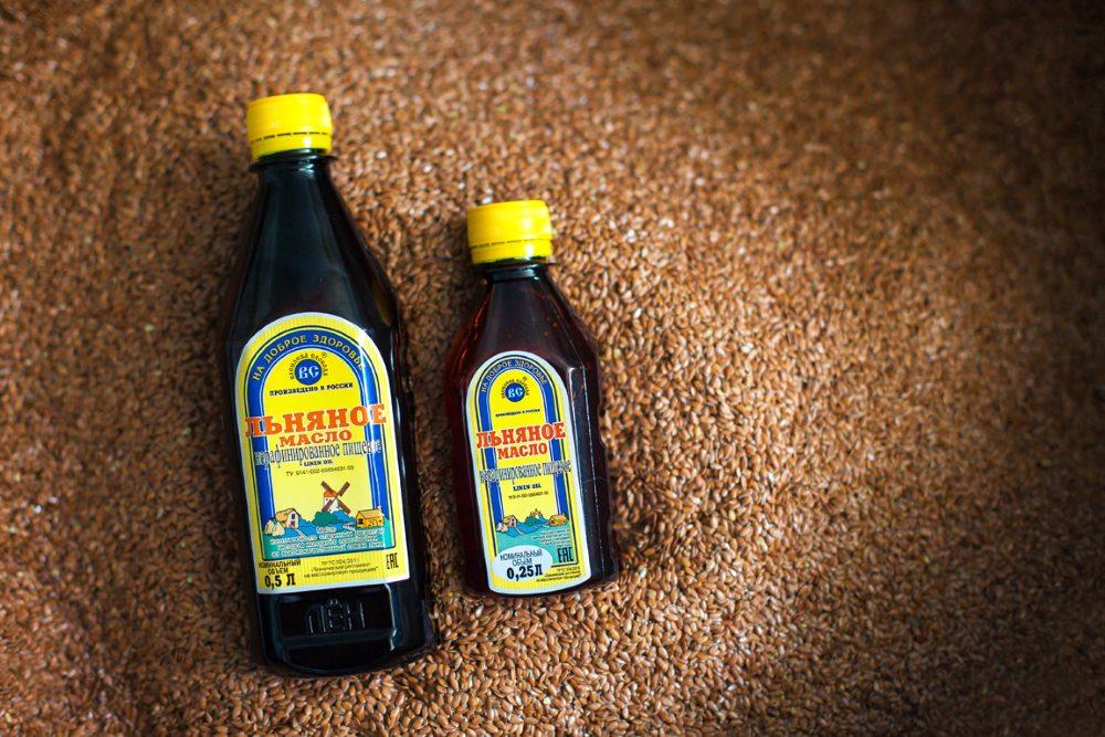 Эффективная борьба против гастрита с помощью льняного масла