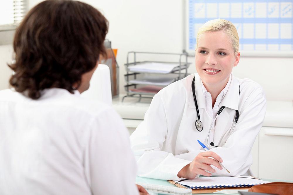 Необходимо посетить врача