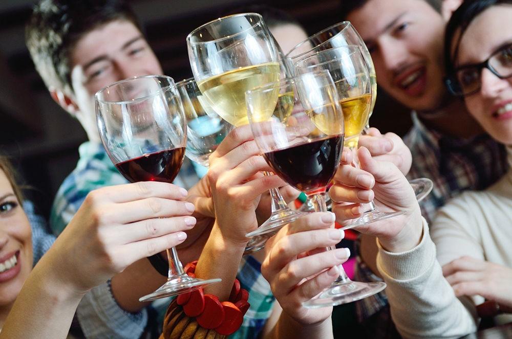Регулярное распитие спиртного