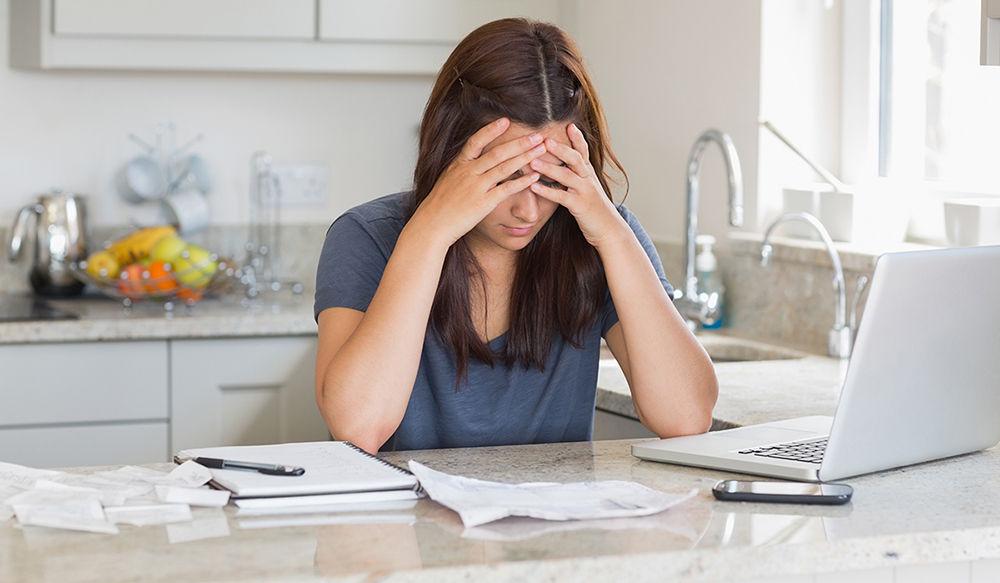 Стресс способствует гастриту