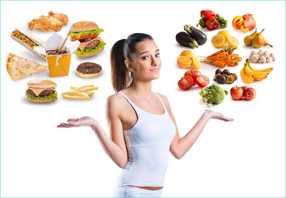 Кушать легкую пищу
