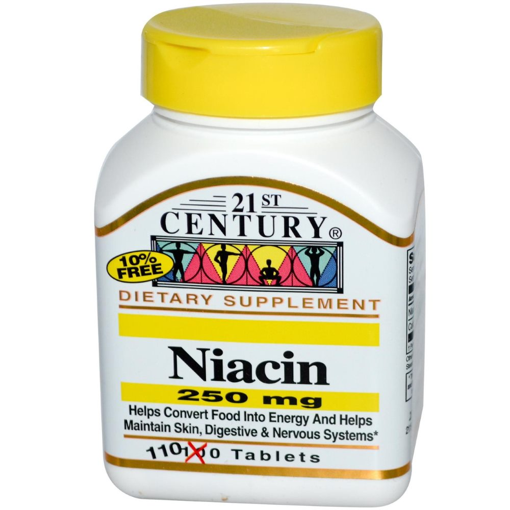 витамин ниацин при гастрите