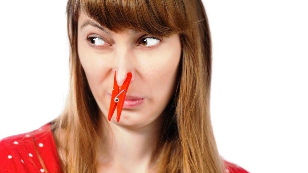 заболевания жкт и запах изо рта