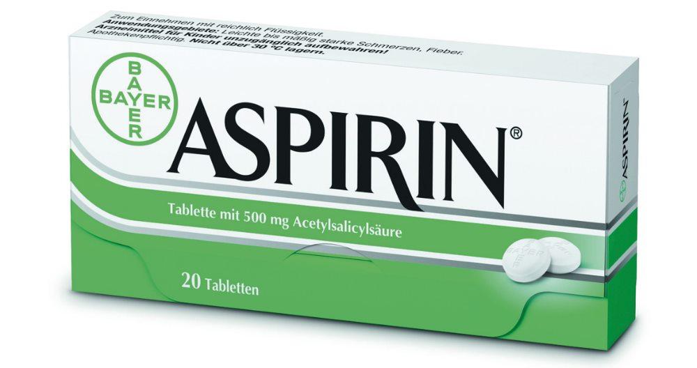 аспирин может вызвать гастрит